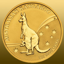 Australian Kenguruh 1 Oz - ročníky: 2012, 2013