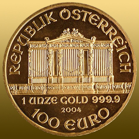 Wiener Philharmoniker 1 Oz ATS razba (2000 Schilling) - 100% stav