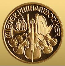Wiener Philharmoniker 1/10 Oz 999,9/1000 Au - ročník 2020 - úplne nové