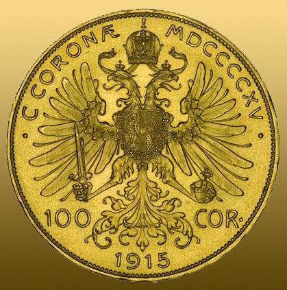 100 Kronen Östereich (novorazba)