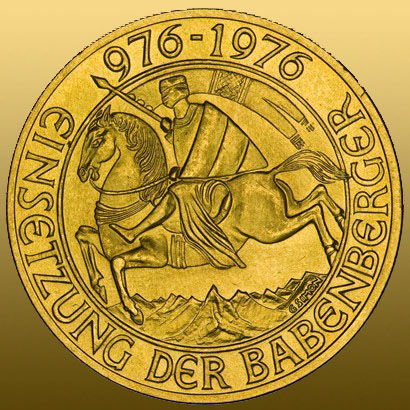 1000 OES Ostereich Babenberger