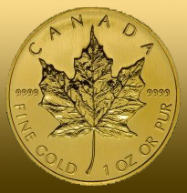 Maple Leaf 1 Oz 999,9/1000 Au - ročník 2021