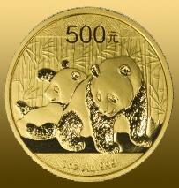 China Panda 1 Oz 999/1000 Au ročník 2012 - 100% stav, zabalená v bublinke, čiže nie pôvodný obal, ale 100% stav...