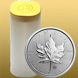 Silver Maple Leaf 1 Oz - ročník 2020